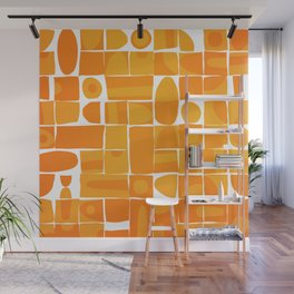 Modern Disarray Wall Mural