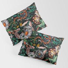 Dangers in the Forest V Pillow Sham