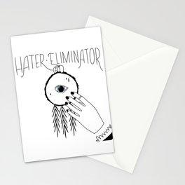 Hater Eliminator Stationery Cards