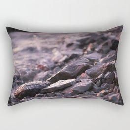River Rocks I Rectangular Pillow