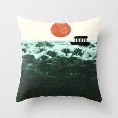Noyes Fludde - Benjamin Britten Throw Pillow