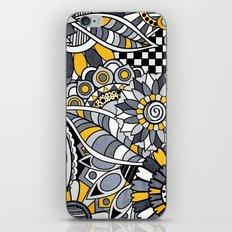 Zander iPhone & iPod Skin