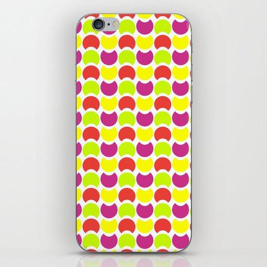 Hob Nob Citrus 5 iPhone & iPod Skin