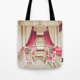 Princess Pink Chambers Tote Bag