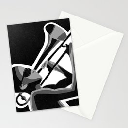 Trombone Player 2021 Stationery Cards