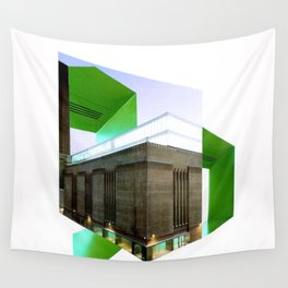 Architecture A  Wall Tapestry