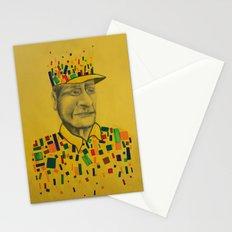 DESFRAGMENTACIÓN Stationery Cards