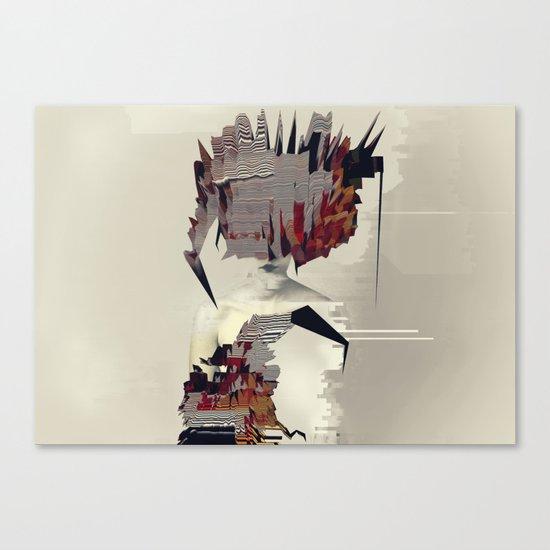 Malene Canvas Print