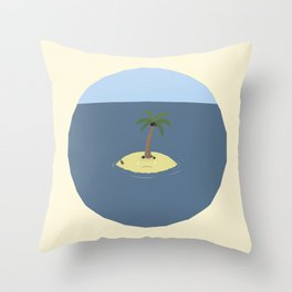 BandNames : The Lonely Island Throw Pillow
