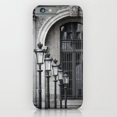 Parisian Streetlamps Slim Case iPhone 6s