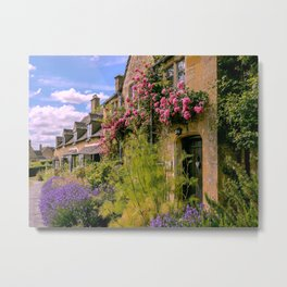 Cotswold Colours Metal Print
