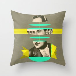 slices of Rossignol - Mariano Throw Pillow
