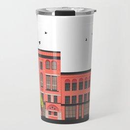 Leslieville - Toronto Neighbourhood Travel Mug