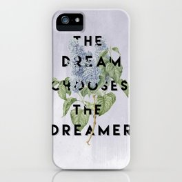 Strange the Dreamer iPhone Case