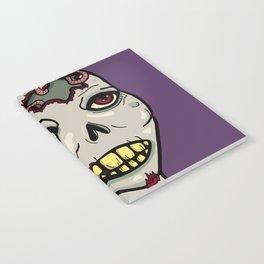 Dead Head Notebook