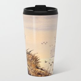 Duck Hunting Times Travel Mug