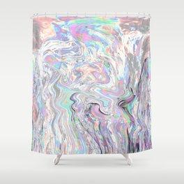 Iridiscent Shower Curtain