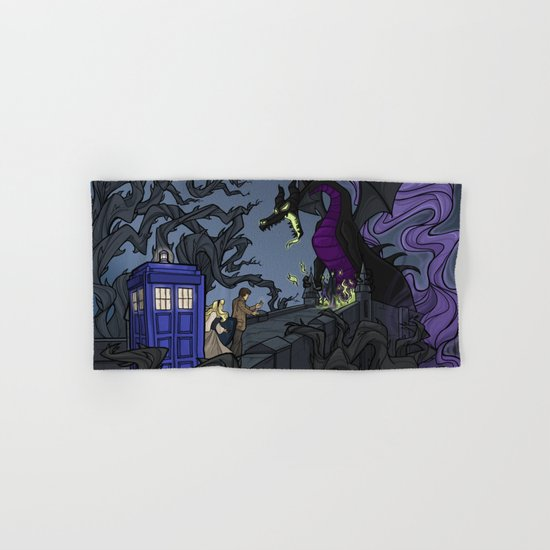 And Now You Will Deal with ME, O' Doctor Hand & Bath Towel