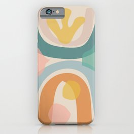 just before summer iPhone Case