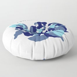 inspiration Floor Pillow