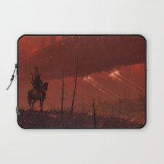 1920 - red dragon Laptop Sleeve