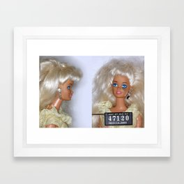 MALIBU 47120 Framed Art Print