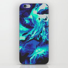 ACTS OF FEAR AND LOVE iPhone Skin