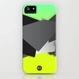 Spacejunk iPhone Case