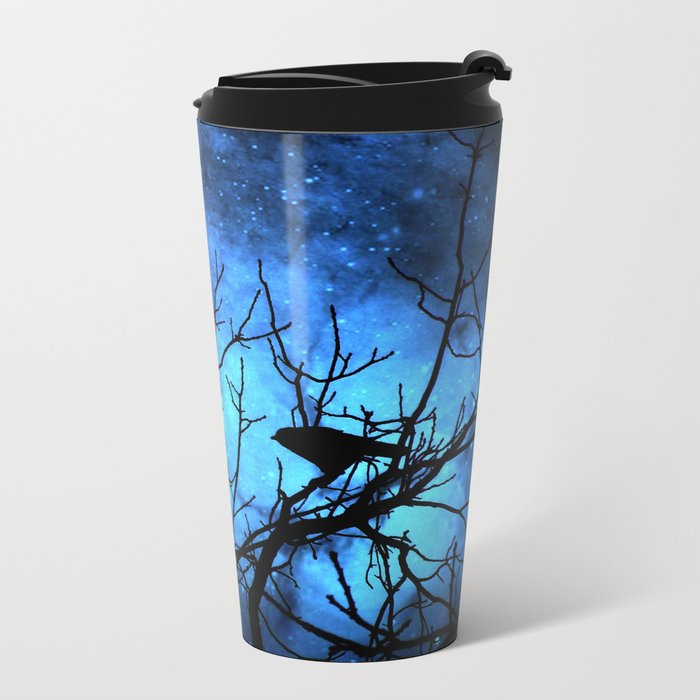 Crows: Attempted Murder -Blue Skies Metal Travel Mug