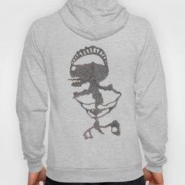 Punk Skull Hoody