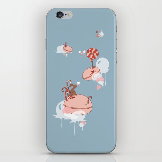 Macaroon Heaven iPhone & iPod Skin
