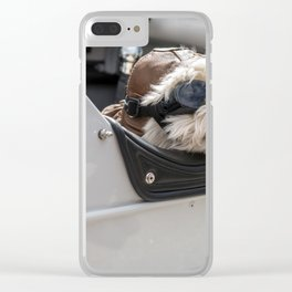 Watchdog Clear iPhone Case
