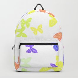 Summer Butterflies Backpack