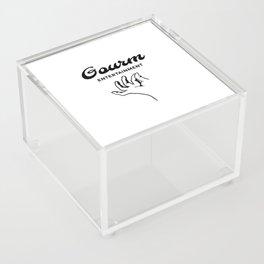 Gourm Acrylic Box