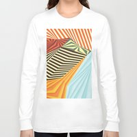 positive Long Sleeve T-shirts featuring Yaipei by Anai Greog