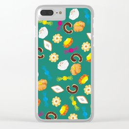 Fatty Humps Clear iPhone Case