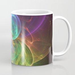 Spun Glass Coffee Mug