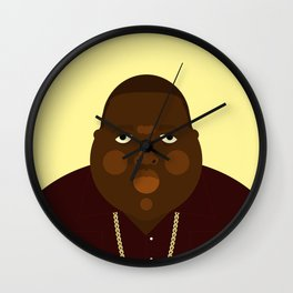 Notorious VII Wall Clock