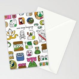 New Maya Language Stationery Cards