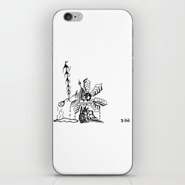 Abstraction 10.0 iPhone Skin