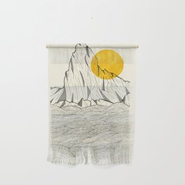 Sun Cliffs Wall Hanging