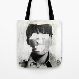 Faceless | number 02 Tote Bag