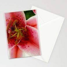 A Lily Of The Valley Stationery Cards