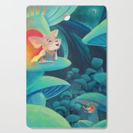 Mouse Dreams Cutting Board
