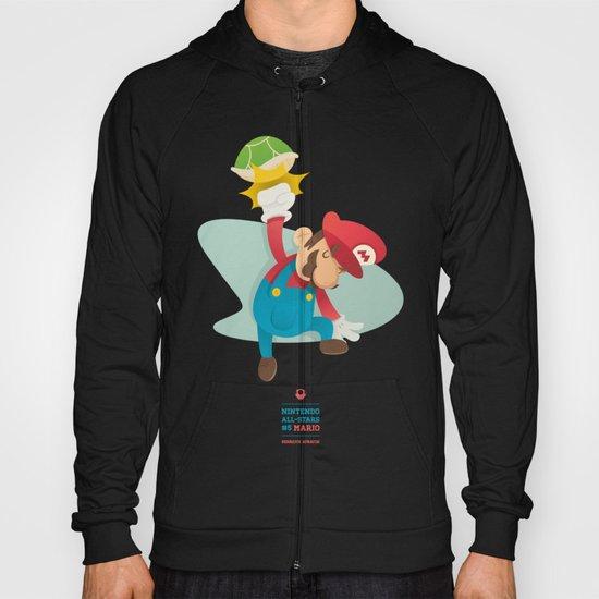 Mario   Nintendo All-Stars #5 Hoody