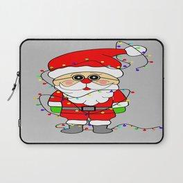 Silly Santa Laptop Sleeve