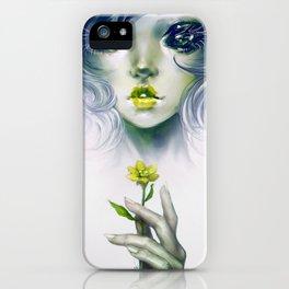 Quixotic - Alien or fairy? iPhone Case