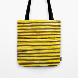 BUMBLE BEE SWIRL Tote Bag