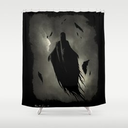 Dementors - HarryPotter | Painting Shower Curtain