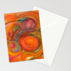 Sounds of Watercolors I Stationery Cards